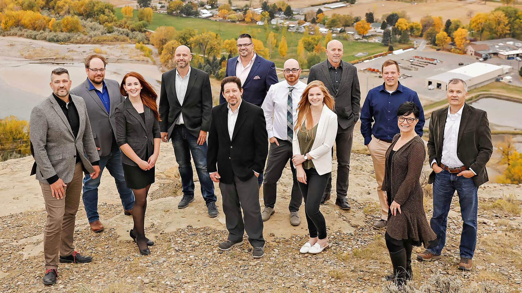 Photo of Collaborative Design Team
